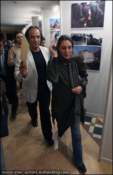 گالری عکس خانم بازیگر هدیه تهرانی